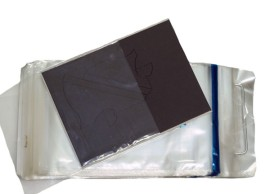 Clear Plastic Bags for 4x6 / 6x4 Mount - Wicket of 250