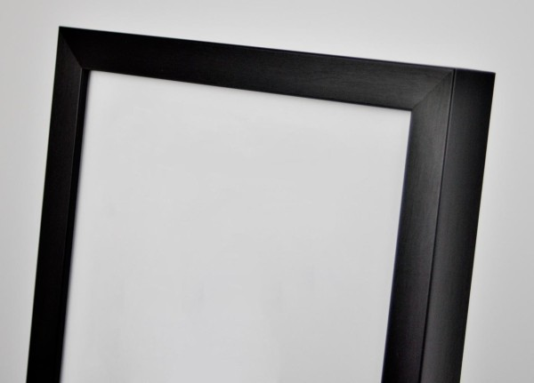 6x18 Panoramic Black Picture Frames, Photo Frames - photo frames ...