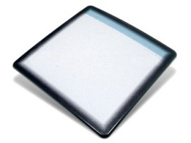 Blank Photo Coaster Mat as low