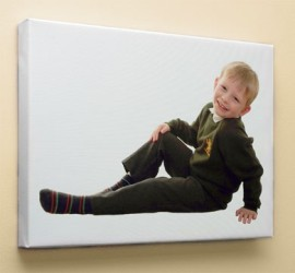 Canvas Wrap from your image 16x24