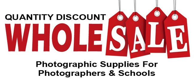 Photographic Supplies on Sale